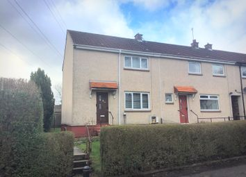 Thumbnail 2 bed end terrace house for sale in Craigbanzo Street, Faifley, West Dunbartonshire