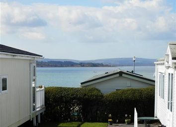 Thumbnail 2 bedroom mobile/park home for sale in Harbour View, Rockley Park, Poole