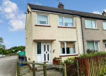 Thumbnail 3 bed end terrace house for sale in 12 Sea View Place, Cleator Moor, Cumbria