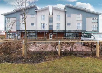 Thumbnail 2 bed flat for sale in Defiant Close, Hawkinge, Folkestone