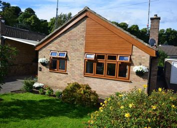 Thumbnail 3 bed detached bungalow for sale in Yokecliffe Drive, Wirksworth, Derbyshire