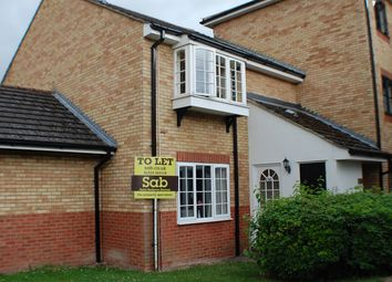 Thumbnail 2 bedroom maisonette to rent in Tamarin Gardens, Cherry Hinton, Cambridge