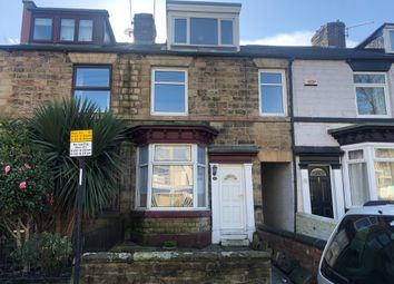 Thumbnail 3 bed terraced house for sale in Talbot Street, Sheffield