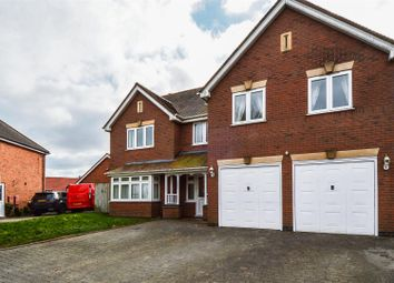 Thumbnail 5 bed detached house to rent in Windmill Gardens, Callow Hill, Redditch