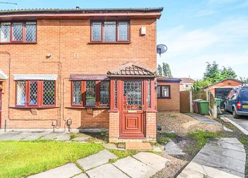 Thumbnail 2 bed semi-detached house to rent in Tressel Drive, Sutton Manor, St. Helens