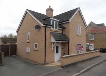 Thumbnail 3 bedroom detached house to rent in Mereside, Soham, Ely