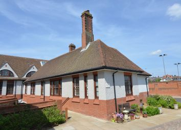 Thumbnail 2 bed semi-detached bungalow for sale in Undercliff Road East, Felixstowe