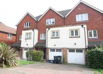 Thumbnail 3 bed terraced house for sale in St. Denys Close, Purley, Surrey