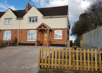 Thumbnail 3 bed semi-detached house for sale in Church Bank, Binton, Stratford-Upon-Avon