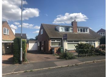 Thumbnail 3 bed semi-detached house for sale in Cowdray Close, Loughborough