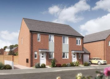 Thumbnail 3 bedroom semi-detached house for sale in Harvills Grange, Dial Lane, West Bromwich