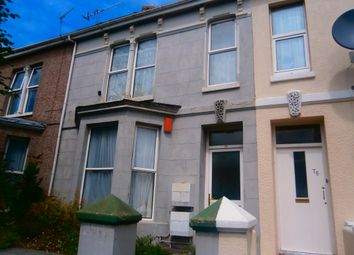 Thumbnail 2 bed flat to rent in Belgrave Road, Plymouth