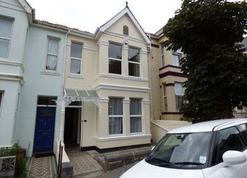 Thumbnail 3 bed property to rent in Bickham Park Road, Plymouth, Devon