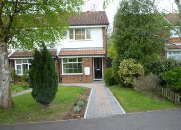 Thumbnail 2 bed end terrace house to rent in Crystal Way, Waterlooville