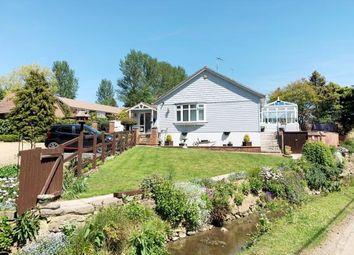 Thumbnail 3 bed bungalow for sale in Watery Lane, Beachampton, Milton Keynes, Bucks