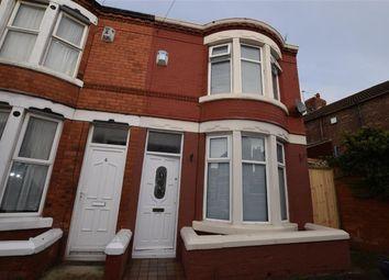 Thumbnail 2 bedroom end terrace house for sale in Rufford Road, Wallasey, Merseyside