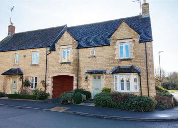 Thumbnail 4 bed link-detached house for sale in Blenheim Way, Moreton In Marsh, Gloucestershire