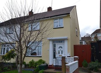 Thumbnail 3 bedroom semi-detached house for sale in Silverdale Road, St Pauls Cray, Orpington, Kent
