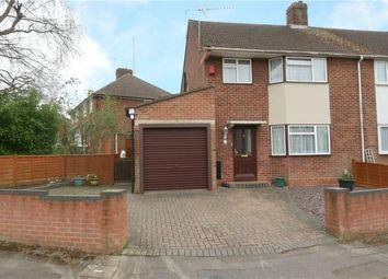 3 bed semi-detached house for sale in Highfield Chase, Basingstoke, Hampshire RG21