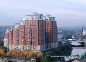 Thumbnail 2 bed flat for sale in Santorini, Gotts Road, Leeds