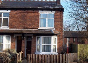 Thumbnail 2 bedroom terraced house to rent in Hordern Road, Wolverhampton
