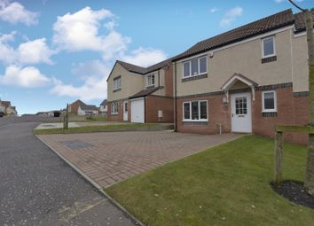 Thumbnail 3 bed semi-detached house for sale in Regulus Street, Dunfermline