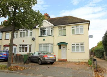 Thumbnail 4 bed end terrace house for sale in Erskine Road, Sutton