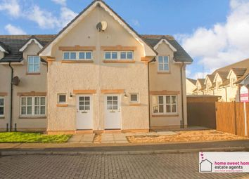 Thumbnail 3 bed end terrace house for sale in Bridgend Court, Dingwall