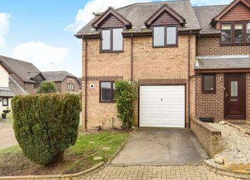 Thumbnail 3 bed semi-detached house to rent in Christopher Gardens, North Ascot