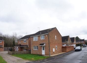 Thumbnail 3 bed detached house for sale in Selby Crescent, Freshbrook, Swindon