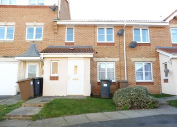 Thumbnail 3 bed town house to rent in Hadrians Road, Bracebridge Heath, Lincoln