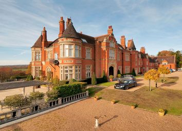 Thumbnail 2 bedroom flat for sale in Apartment With Views In Private Estate, Dene Park, Nr Shipbourne, Rural Tonbridge