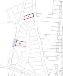 Thumbnail Land for sale in Plots 5 And 26, Soloms Court Road, Banstead, Surrey