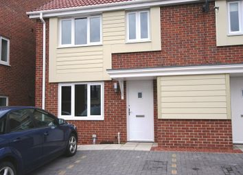 Thumbnail 2 bed terraced house to rent in Swan Court, Castle View, Hylton Castle, Sunderland
