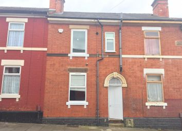 Thumbnail Terraced house for sale in Webster Street, Derby
