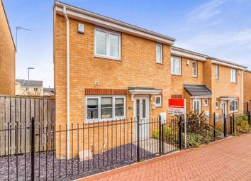 Thumbnail 3 bed semi-detached house for sale in Morton Close, Seaham