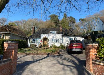 Hill Village Road, Four Oaks, Sutton Coldfield B75. 4 bed detached bungalow for sale