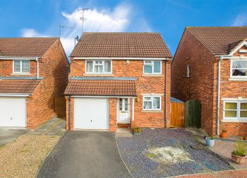 3 bed detached house for sale in Greeve Close, Great Oakley NN18