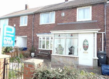 2 bed terraced house for sale in Bisley Drive, South Shields NE34