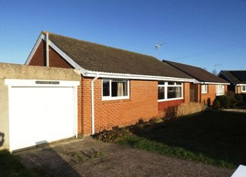 Thumbnail 2 bed bungalow to rent in Eleventh Avenue, Morpeth