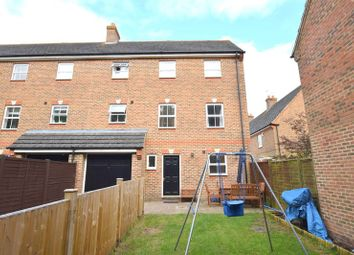 Thumbnail 4 bed town house for sale in Keen Close, Aylesbury