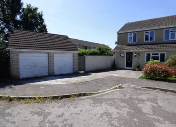 Thumbnail 4 bed semi-detached house for sale in Gleneagles Close, Worle, Weston-Super-Mare