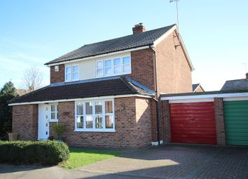Thumbnail 3 bed detached house for sale in Roding Close, Great Wakering, Southend-On-Sea