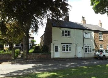 Thumbnail 3 bed terraced house for sale in Water End, Brompton, Northallerton