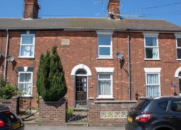 Thumbnail 3 bed terraced house for sale in Caxton Road, Beccles