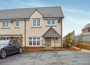 Thumbnail 3 bed end terrace house for sale in Manor View, Trelewis, Treharris