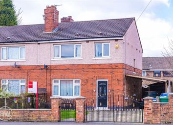 Thumbnail 3 bed semi-detached house for sale in Burns Avenue, Leigh, Lancashire