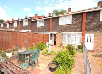 Thumbnail 2 bed terraced house for sale in Delamere Walk, Bedford, Bedfordshire