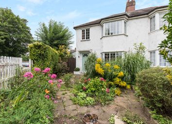 Thumbnail 3 bed semi-detached house for sale in Staveley Gardens, London