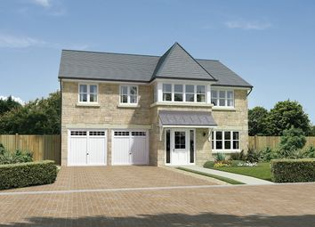 """Thumbnail 5 bedroom detached house for sale in """"Noblewood-II"""" at Pringles Place, Pencaitland, Tranent"""